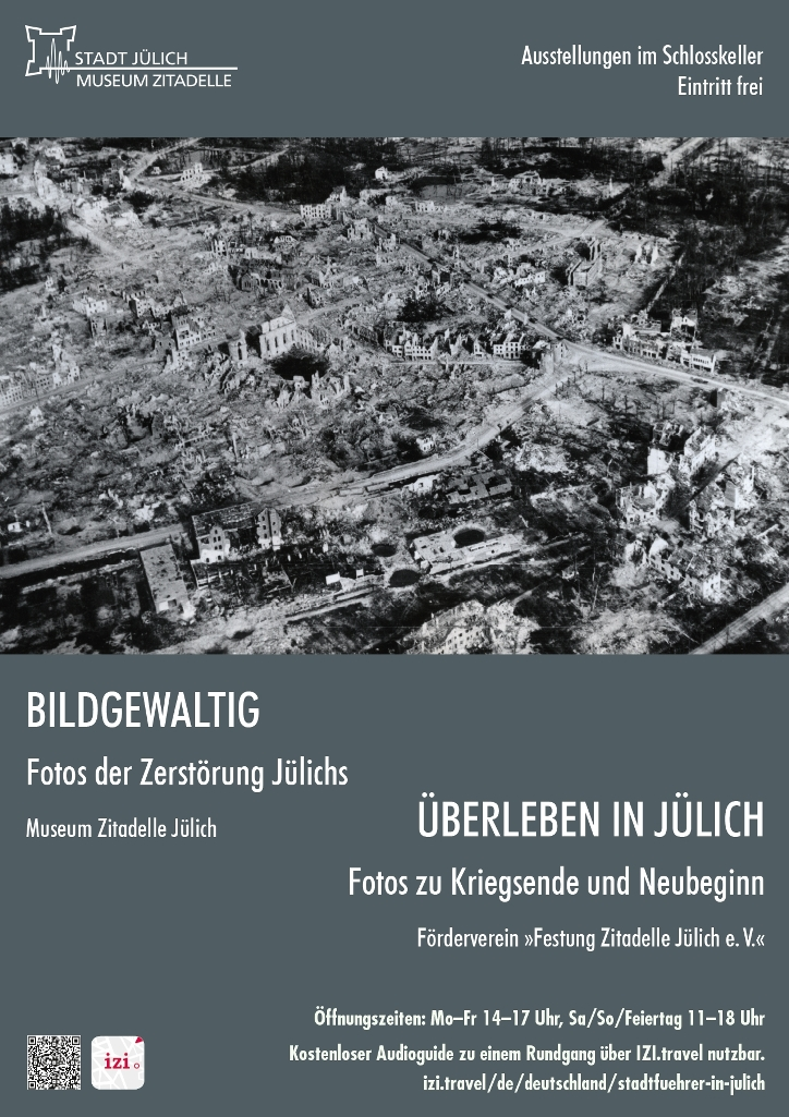 Plakat Museum Jülich